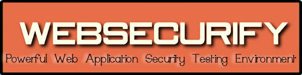 WEBsecurify