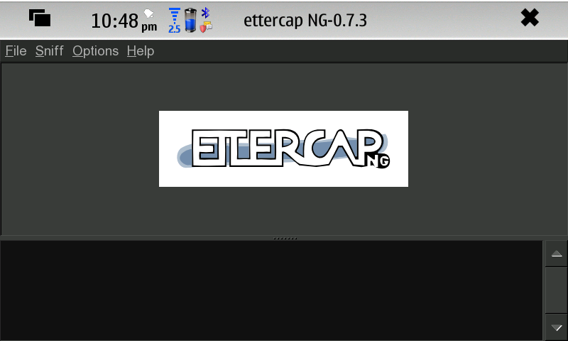 Ettercap for n900