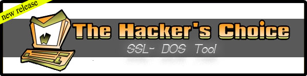 thc- SSL dos Tool download now