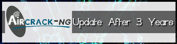 Aircrack-ng Update download now