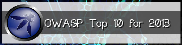 Owasp Top 10 2013 Released