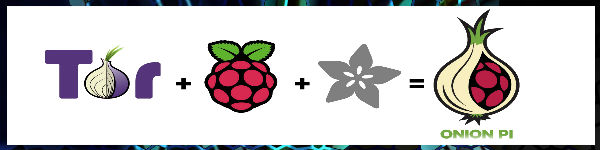 Rasberry Pi plus TOR equal onion pi