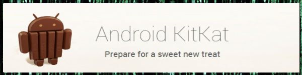 Google Android Kit kat take a break new android